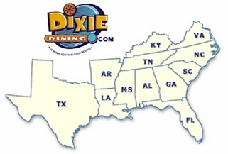 Dixie Dining - Preserving America's Finest Regional Cuisine. on map of new york, map of pennsylvania, map of alabama, map of oregon, map ohio kentucky, map of idaho, map of florida, map of nashville tn, map of mississippi, map of oklahoma arkansas, map of ohio, map of louisiana, map of north carolina, map of montana, map of virginia, map of south carolina, map of washington state, map of georgia, map virginia kentucky, map of texas,